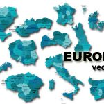Free 25 European vector maps